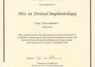 Case Assessments