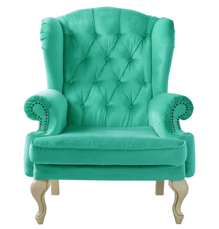 turquoise-armchair